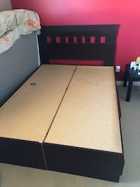Bed set  price is negotiable Edmonton, T5G