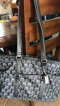 Diaper bag large tote by Carter's