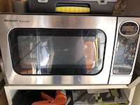 stainless steel and black microwave oven Fair Lawn, 07410
