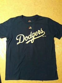 Dodgers t-shirt boy's size 10 /12  Irvine, 92620