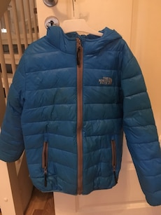 North Face  str 10 år (liten str). Som ny