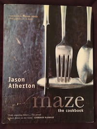 Maze Cookbook Sterling, 20165