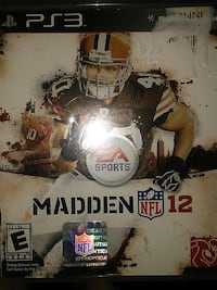 ps3 madden 12 Baltimore, 21213