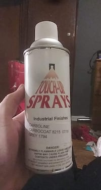 Touch up spray five cans
