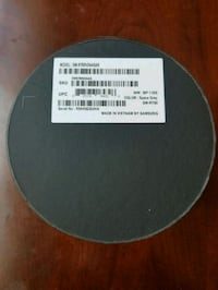 round black and white wooden table Fairport, 14450