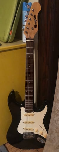 Stratocaster Style Guitar Maywood, 07607