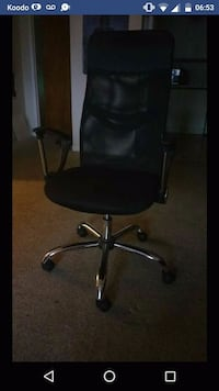 High backed office chair Kingston, K7L 1A7