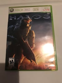 Xbox 360 Halo 3 with Poster Inside  Kitchener, N2B