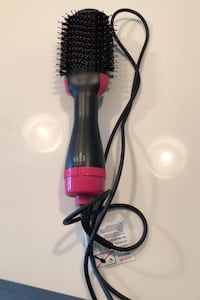 Hair dryer plus roll brush in one  Washington, 20003
