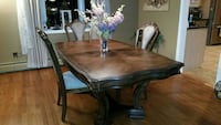 7 piece Out of the box new dining room set
