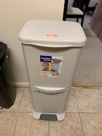 Recycling bin Keyway 40 liter  Bethesda, 20814
