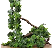 Artificial Greenery Ivy Vine Fake Plants Garland Hanging for