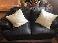 Faux leather couch set 505 km