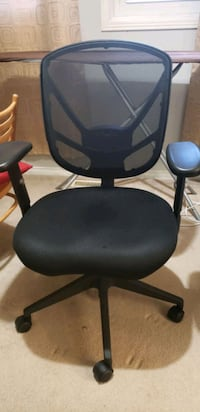 Ergonomic mesh back chair. Multiple adjustable opt Mississauga, L5N 6W4