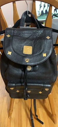 Vintage MCM large backpack Vancouver