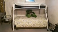 brown and white wooden bunk bed Liverpool, 13090