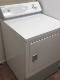 Free dryer if picked up by Wednesday night