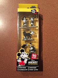 Disney Mickey Mouse Collectibles (Brand New) Vancouver, V5R