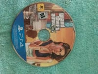 Grand Theft Auto Five Xbox 360 game disc Chicago Heights, 60411