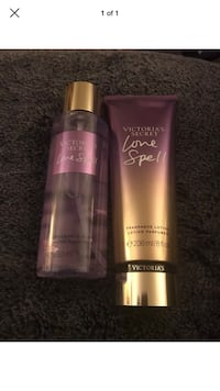 victoria secret mist and body lotion 2 for $15 or 8 each one