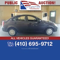2010 Hyundai Accent 4-Door GLS Joppa