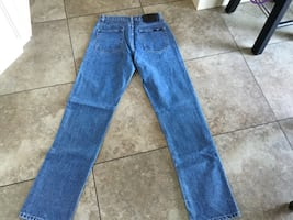 RALPH LAUREN JEANS SIZE 29x34 INCHES NEW CONDITION