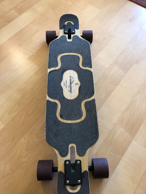 Used Loaded Tan Tien longboard skateboard for sale in
