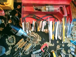tools>>INCLUDES SAWZALL&driLL