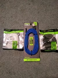 3 /BRAND NEW FAST RAPID HEAVY DUTY CHARGER CORDS A 303 mi