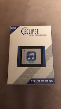 Eclipse MP3  and video player 8 GB Tucson, 85715