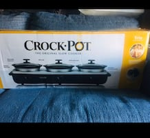 Crock Pot - 3 in 1