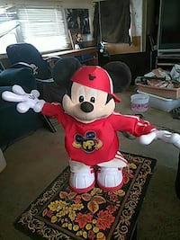 Mickey Mouse and Minnie Mouse plush toy Beaumont, 92223
