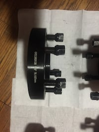 6 lug Truck adapters