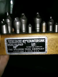 Weldon 82° Countersink Set Evansville, 47714