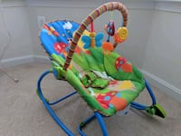 Fisher-Price Infant to Toddler Rocker chair Olney, 20832