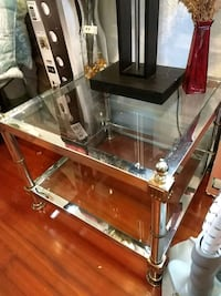 Glass Side Table New Orleans, 70114