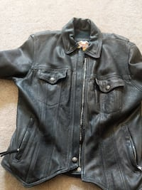 Women's Harley Leather Jacket