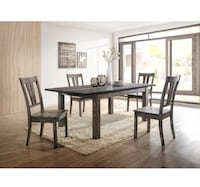 Dining room table with extender, brand new Virginia Beach, 23453