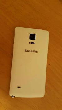 Samsung galaxy not 4