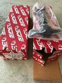 SPC front and rear camber correction kit Purcellville, 20132