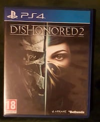 Ps4 Dishonored 2  İstanbul, 34480
