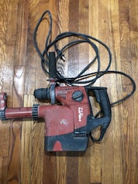 Hilti TE 7-C Rotary Hammer Drill And Dust Vacuum  In Good Conditions