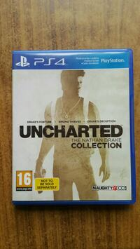 ps4 Uncharted The Nathan Drake Collection Türkçe D