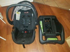 BaBy Car Seat. Safety1st