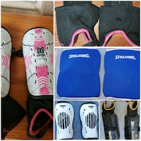 Shin Pads/Gaurds Soccer,Volleyball, Hockey/Ball/Sports ~ Kids/Youth Barrie, L4N 9T3