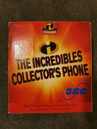 New The Incredible Collector's Phone Milpitas, 95035