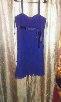 Navy Tiered Dress 16W Chattanooga, 37405