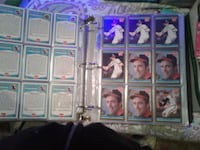 assorted baseball player trading cards Louisville, 40229