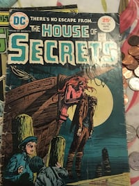 Dc vintage comic from 1963 Katy, 77494