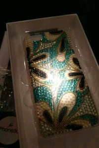 NEW IPhone 5C Crystalized Case Windsor, N8S 3H6